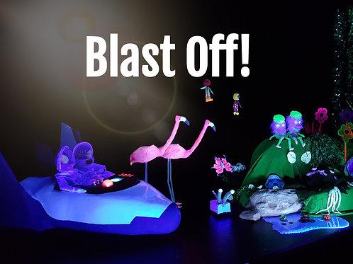 (Digital Download) Songs from Blast Off!