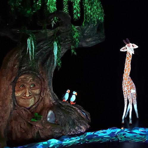 The Very Kind Giraffe (Individual Show)