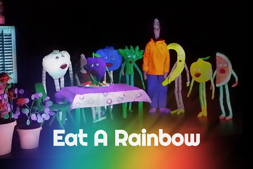 Eat a Rainbow CD
