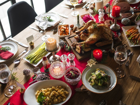 How to keep on track of your diet over Christmas