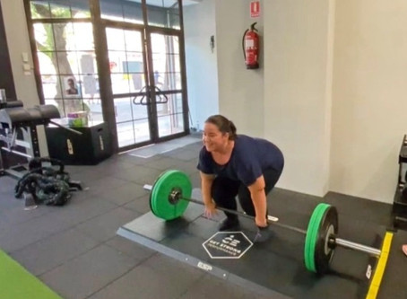 Lifting Weights and Weight Loss