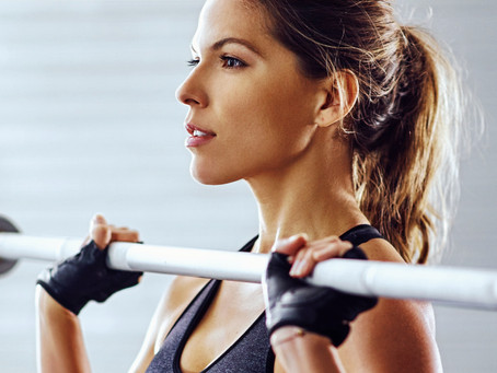 Improve your Brain Function with Weight Training