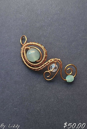 Jade Goddess Necklace