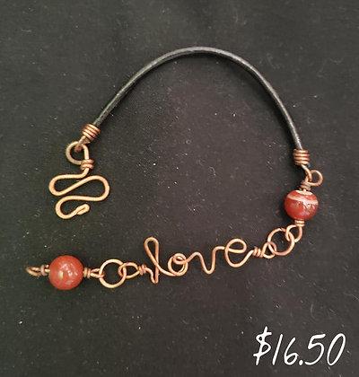 Copper Love Bracelet