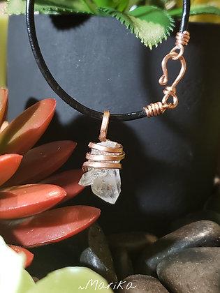 Himalayan Quartz Necklace