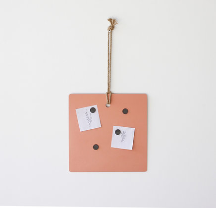 Magnetic Board S- צבע פודרה