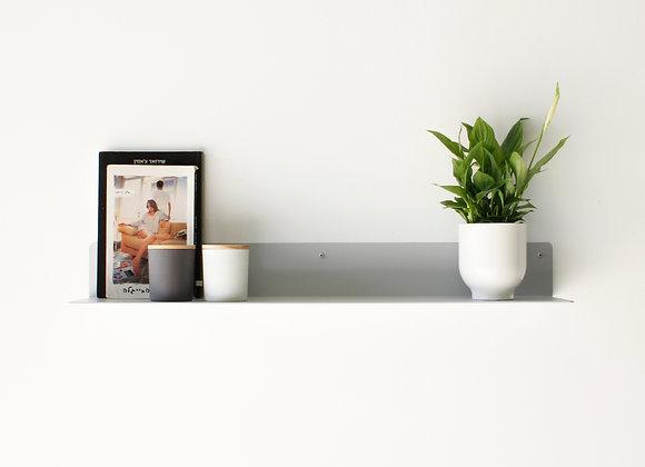 Open Shelf 75- צבע אפור בהיר
