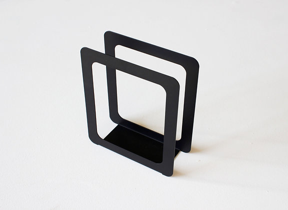 Napkin Stand- צבע שחור