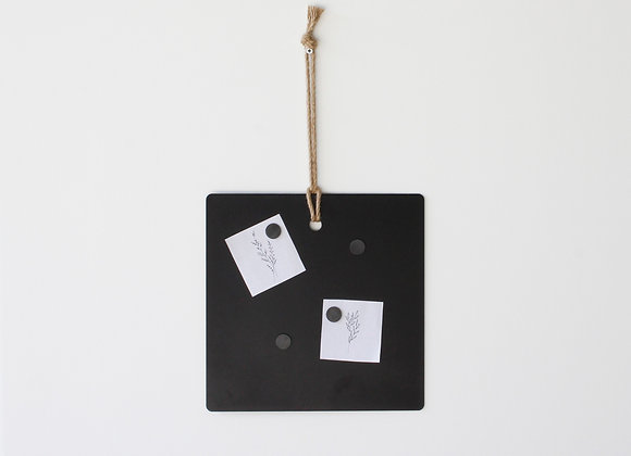 Magnetic Board S- צבע שחור