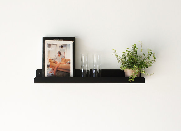 Cover Shelf 55- צבע שחור