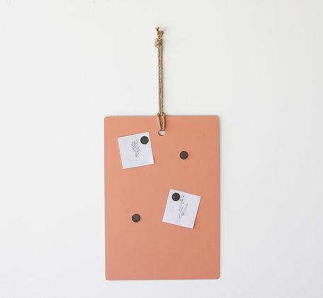 Magnetic Board L- צבע פודרה