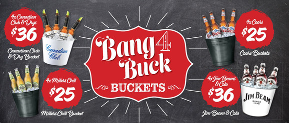 Bang for Buck Buckets