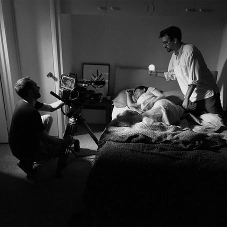Writer/Director Gary David Roberts on his Memories Lost to Sleep