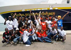 Barefoot Liberia