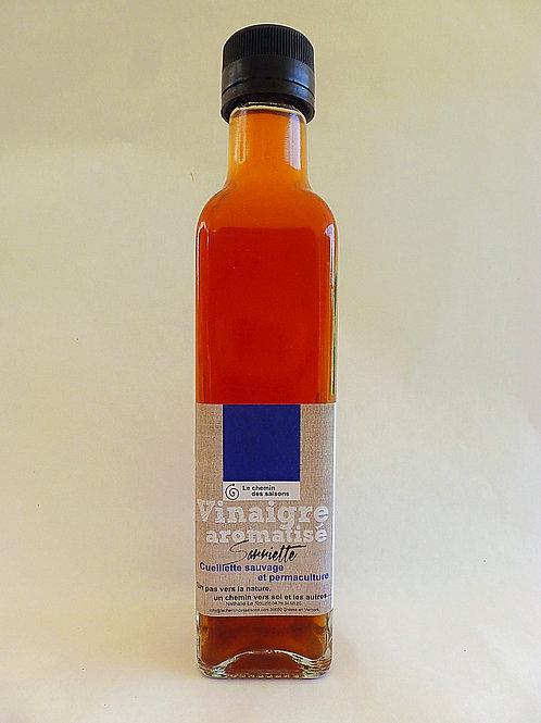 Vinaigre aromatisé sarriette 25cl
