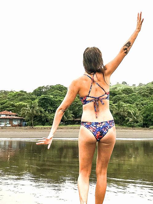 Sustainable Chica Bonita Petalicious reversible Top