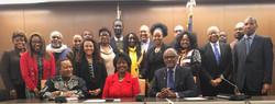 CFA Meeting of March 15 with Ambassador Chihombori