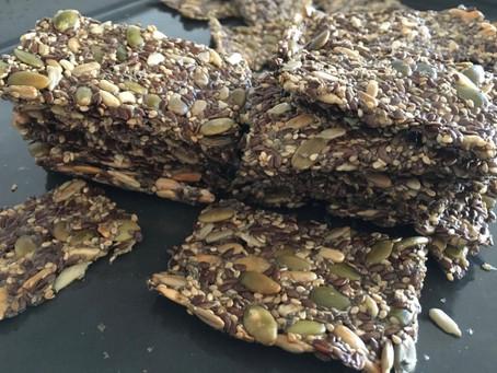 Fröknäcke (Seed crackers)