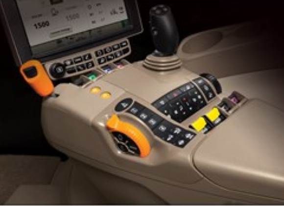 Grayhill Ergonomic Arm-Rest & Dashboards