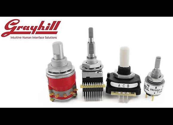 Grayhill Mechanical Encoders