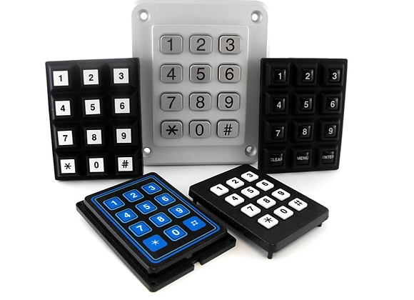 Keypads and Input Devices