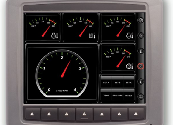 "Grayhill Touch 10.4"" Display"