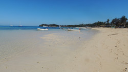 La spiaggia di Mana
