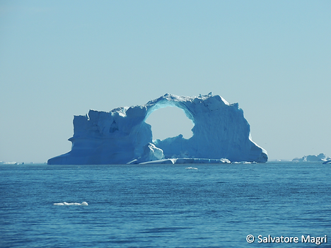 Iceberg davanti a Disko