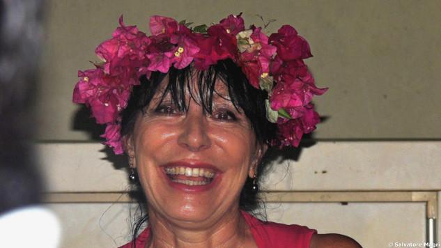 Marchesi, Hiva Oa, Atuona, festival di danza, la bigliettaia