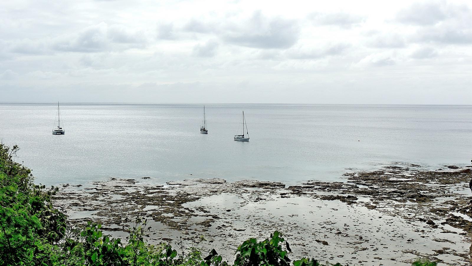 Niue all'ormeggio