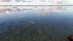 Rarotonga la laguna