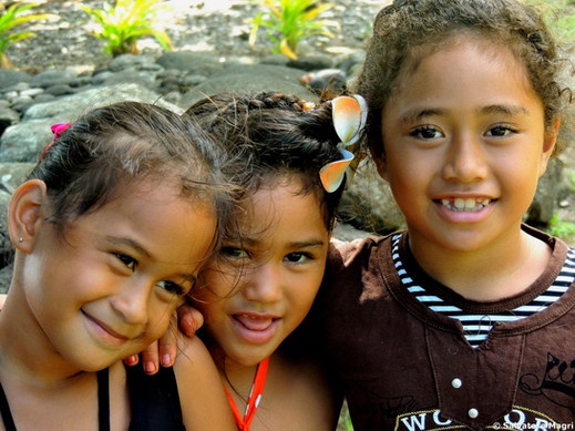 Isole Marchesi, Festa della cresima a Tahuata