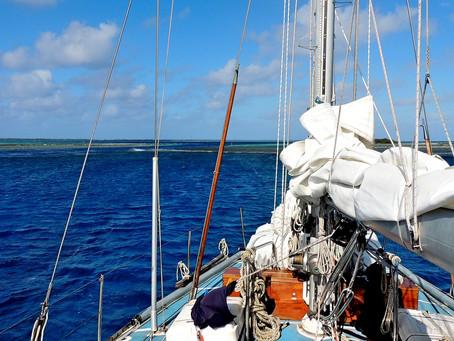 Un ancoraggio da brivido