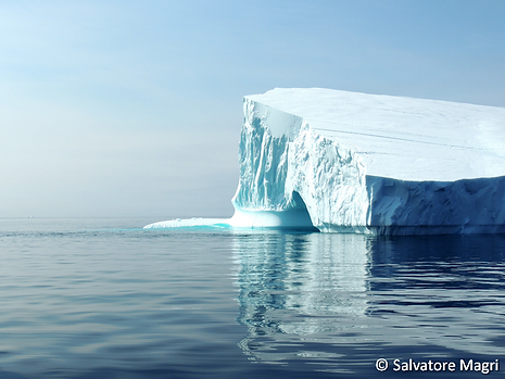 Il nostro primo iceberg