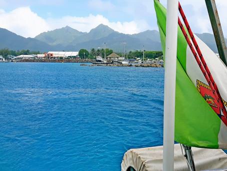 Come fare ad andarsene da Rarotonga?