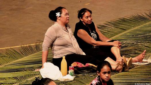 Marchesi, Hiva Oa, Atuona, festival di danza