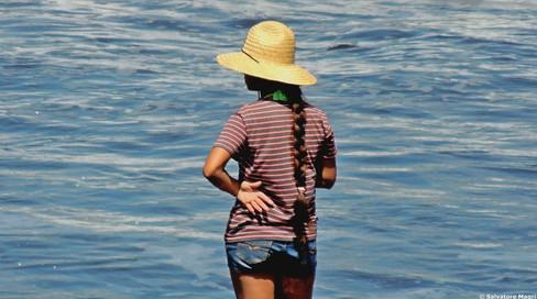 Marchesi, Hiva Oa, Atuona, in spiaggia