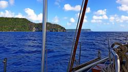 Tonga Vava'u la costa sottovento