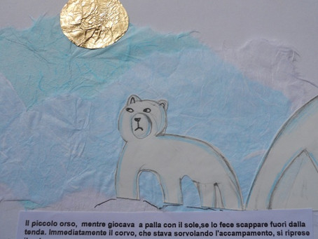 L'orso bianco