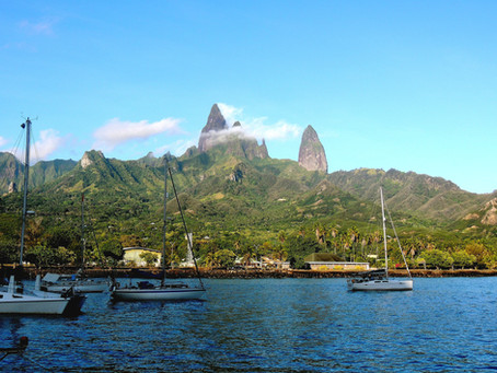 Viaggio senza tempo IX - Dalle Galapagos a Tahiti