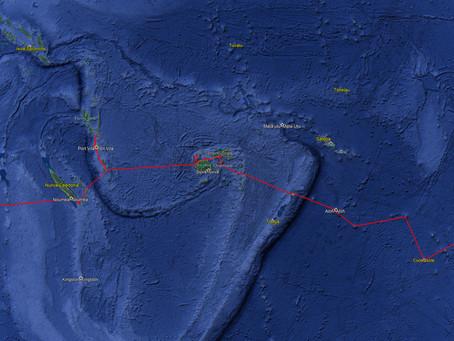Viaggio senza tempo X - Verso l'Australia
