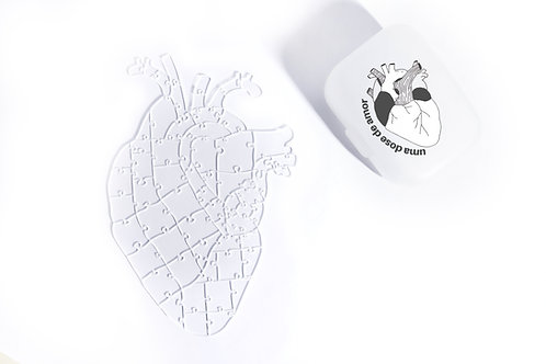 Mini Heart + Case Exclusiva