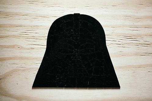 Quebra Cabeça Transparente Darth Vader