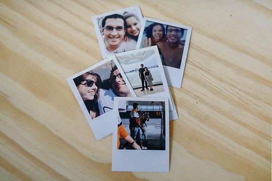 10 Fotos Estilo Polaroid