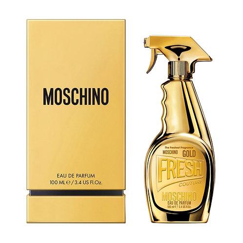 Moschino Fresh Couture Gold Eau de Toilette 100 Ml
