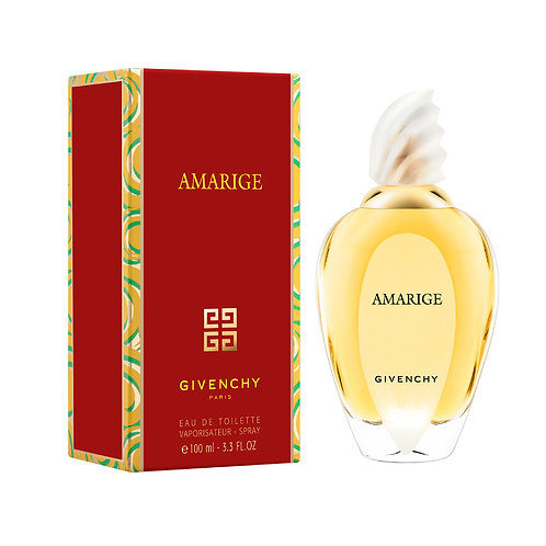 Givenchy Amarige Eau de Toilette 100 Ml