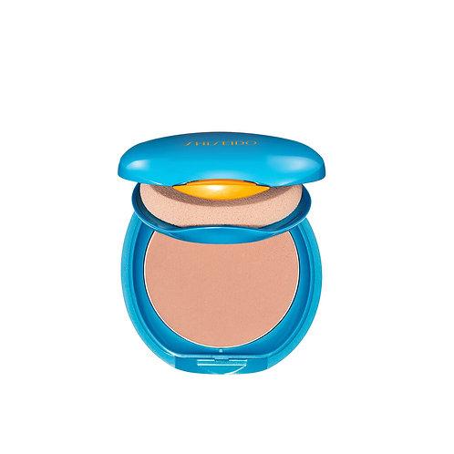 Maquillaje Compacto Shiseido SPF 36 Medium Ochre