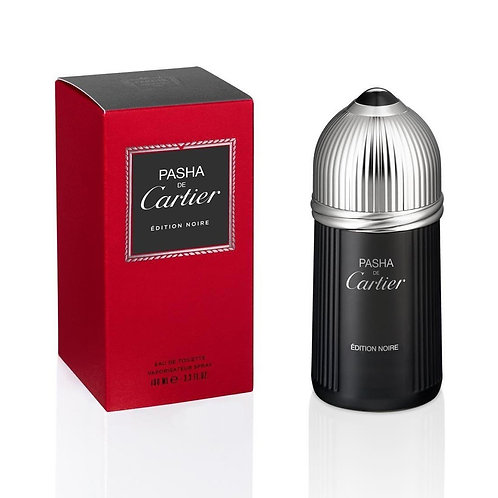 Cartier Pasha Black Eau de Toilette 100 Ml