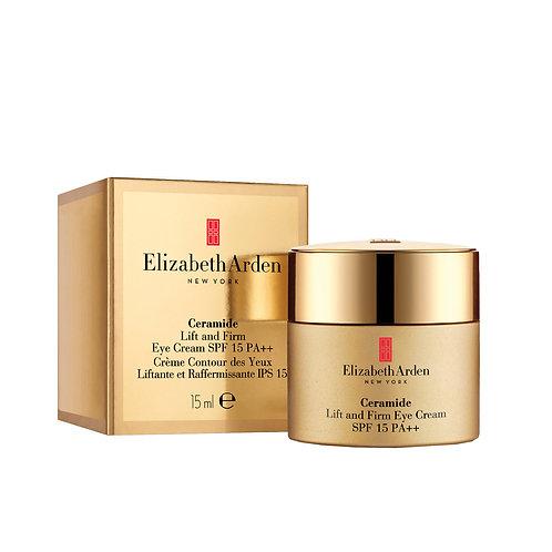 Crema para ojos Elizabeth Arden Ceramide Lift and Firm SPF 15