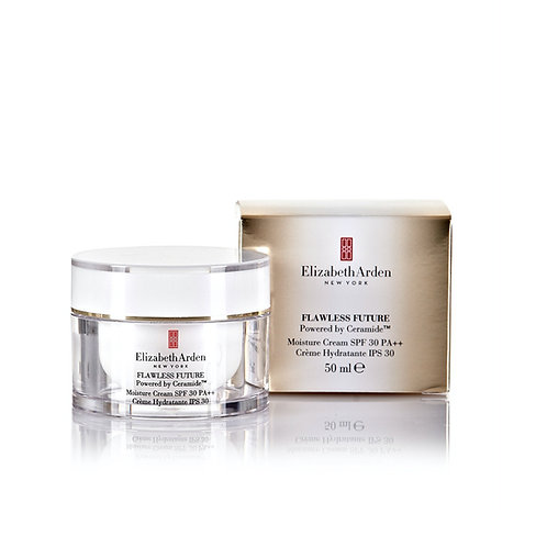 Crema facial Elizabeth Arden Flawless Future Moist 50 Ml